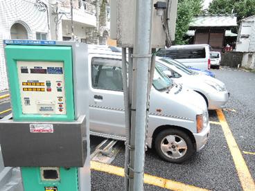 シティパーク三河島第2駐車場の画像1