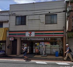 セブンイレブン 大田区六郷土手駅前店の画像1