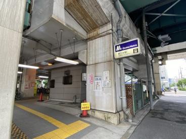 地下鉄 東三国駅の画像1