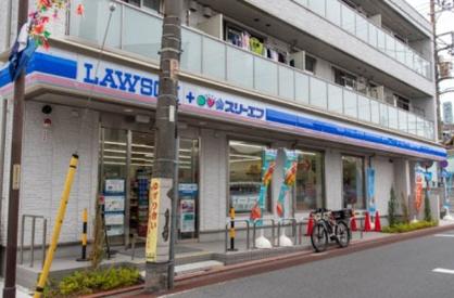 ローソン・スリーエフ 大田北嶺町店の画像1
