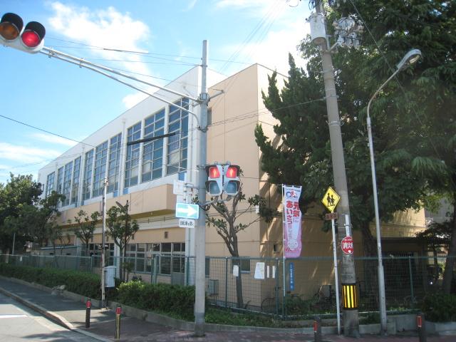 守口市立 錦小学校の画像