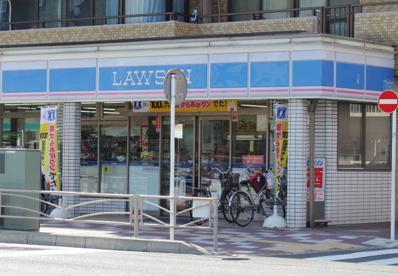 ローソン磯子久木町店の画像1