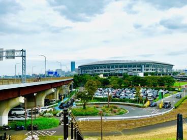 日産スタジアム(横浜国際総合競技場)の画像1