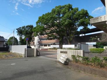 熊本市立東野中学校の画像2
