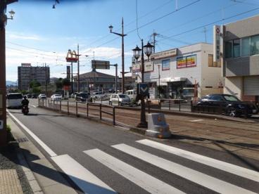 健軍交番前電停の画像1