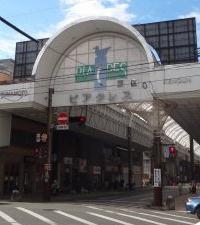 健軍商店街栄町側の画像2