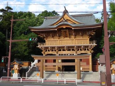 健軍神社の画像1
