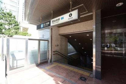 地下鉄 肥後橋駅の画像1