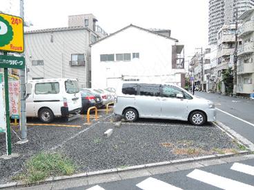 三井のリパーク東日暮里5丁目駐車場の画像3