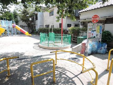 荒川区立 町屋第三児童遊園の画像1