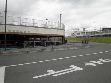 妻鹿駅駐輪場(無料)の画像1