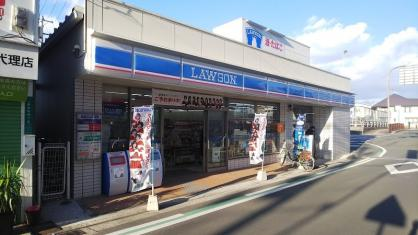 ローソン 上野芝駅前店の画像1