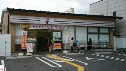セブンイレブン 京阪鳥羽街道駅前店の画像1