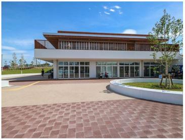 柳島スポーツ公園の画像1