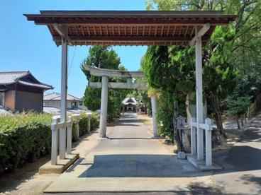 春日神社の画像1