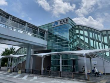 JR岸辺駅の画像1