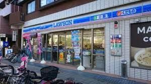 ローソン 長田駅西店の画像1