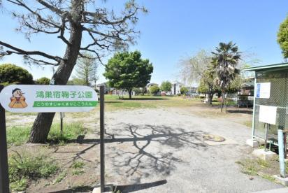 鴻巣宿鞠子公園(人形1丁目2号公園)の画像1