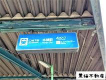 名古屋市営地下鉄 本陣駅