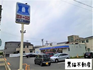 ローソン 中川野田一丁目店の画像1