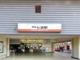 南海本線「七道」駅