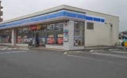 ローソン 日高上鹿山店の画像1