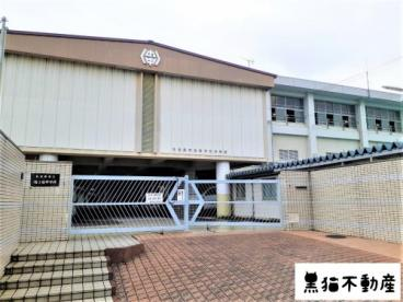 名古屋市立猪子石中学校の画像1