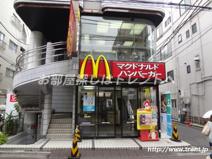 マクドナルド 曙橋店