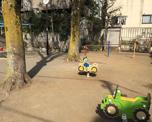 文京区立白山一丁目児童遊園