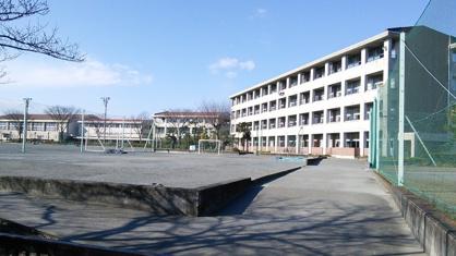 高崎市立矢中中学校の画像1