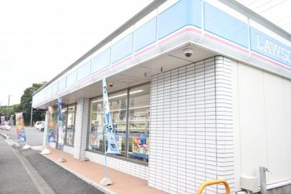 ローソン横浜環4深谷町店の画像1