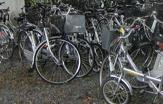 目黒区 下目黒自転車集積所