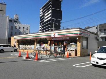 セブンイレブン 大阪木川西淀川通り店の画像1