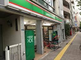 ローソンストア100 LS台東寿三丁目店の画像4