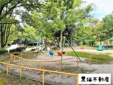 葉場公園の画像1