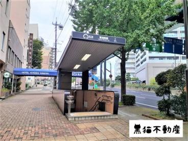 名古屋市営地下鉄 名城線 東別院駅の画像1