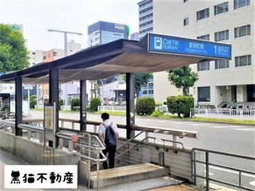 名古屋市営地下鉄 東山線 新栄駅の画像1
