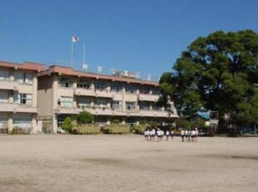 前橋市立 上川淵小学校の画像1