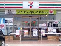 セブンイレブン 久喜鷲宮東大輪店