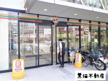 セブン-イレブン 名古屋今池西店の画像1