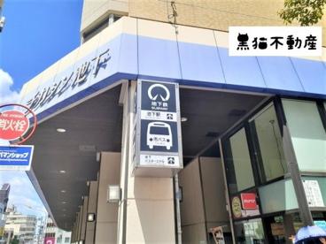 名古屋市バス 池下停の画像1