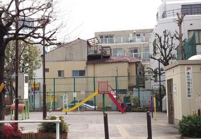 新宿区立津の守坂児童遊園の画像1