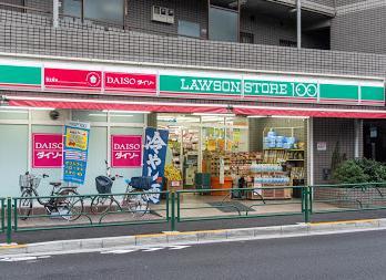 ローソンストア100 上石神井店の画像1