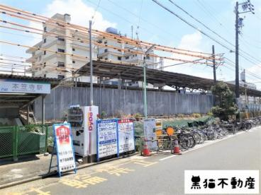 名鉄名古屋本線 本笠寺駅の画像1