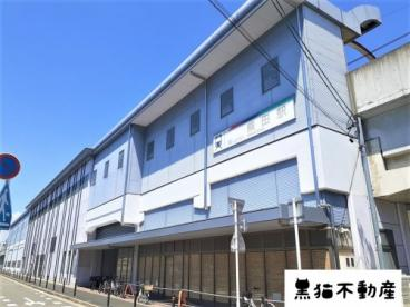 名鉄常滑線 柴田駅の画像1
