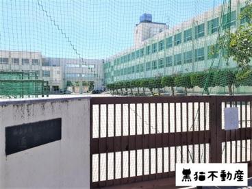 名古屋市立大江中学校の画像1