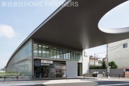 上野毛駅の画像1