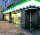ファミリーマート 下目黒六丁目店