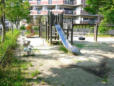 三松二丁目第2号街区公園の画像1