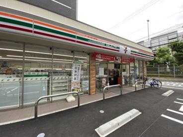 セブンイレブン大阪高津3丁目店の画像1